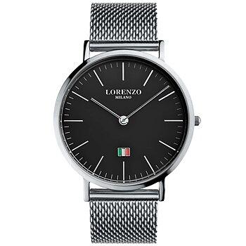 Lorenzo Forlanini Argento Nero 40