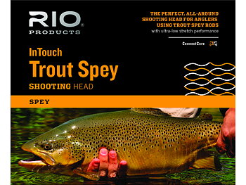 InTouch Trout Spey Shooting Head