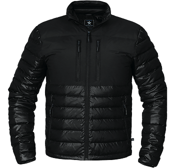 Winter Down Jacket Herr, Funktionsbeteckning, Texstar