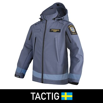 OV Jacka Softshell, Tactig
