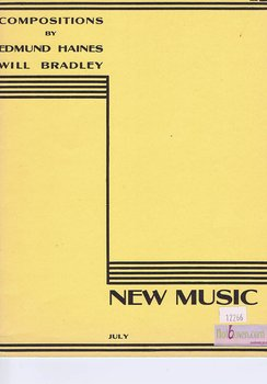 Ny musik av Will Bradley