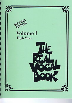 The Real Vocal Book, High Voice - Volume 1