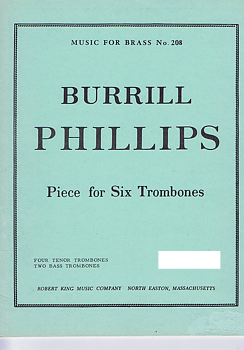 Piece for Six Trombones