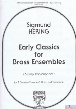 Early Classics for Brass Ensembles