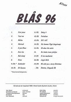 Blås 96altsax