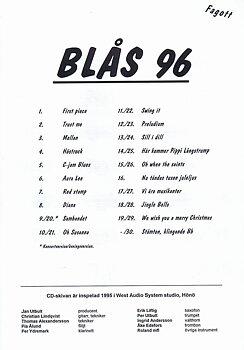 Blås 96 fagott