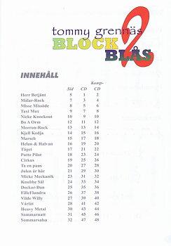Block Blås del 2