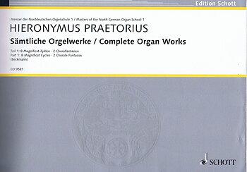 Praetorius - Complete Organ Works