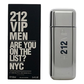 Men's Perfume 212 Vip Carolina Herrera EDT, Kapacitet: 50 ml