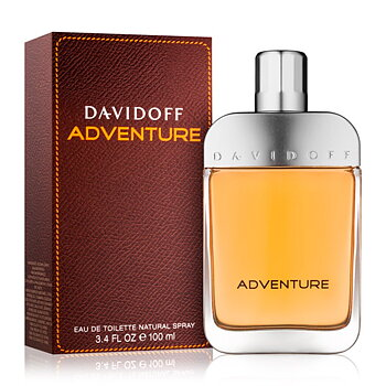 Men's Perfume Adventure Davidoff EDT, Kapacitet: 100 ml