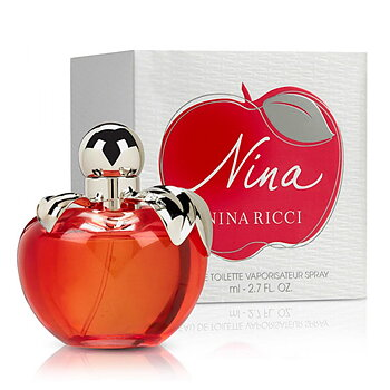 Parfym Damer Nina Nina Ricci EDT, Kapacitet: 30 ml