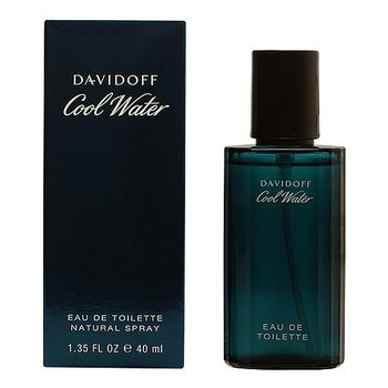 Men's Perfume Cool Water Davidoff EDT, Kapacitet: 40 ml