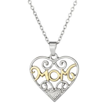 Mother's Day Heart Necklace