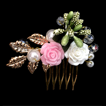 Bridal Pearl Hair Pin