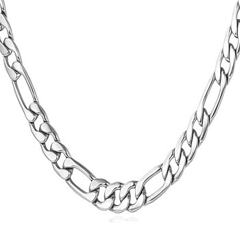 Stainless steel necklace  10mm-500mm