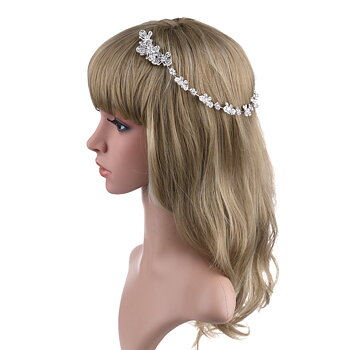 Women Hair Band Bowknot Hairband Wedding