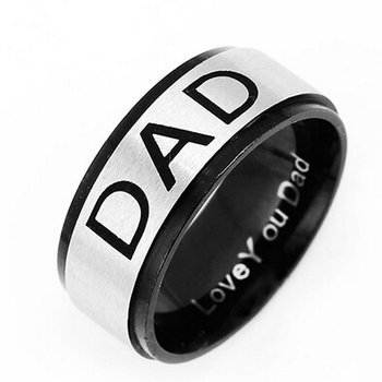 Ring stainless steel DAD