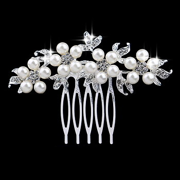 Bridal Crystal Hair Pin