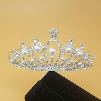 Crystal wedding hair crownl hair accessories