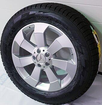 "Vinterpaket Mercedes GLE Pirelli friktion 18"""