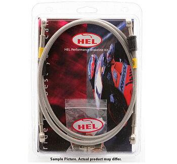 ALFA 164 (ALSO T-SPARK) STAINLESS STEEL HEL BRAKELINES (4X)