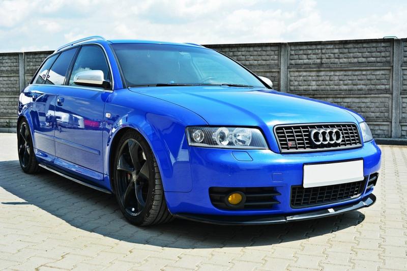 FRONT SPLITTER AUDI S4 B6 bluepower.se