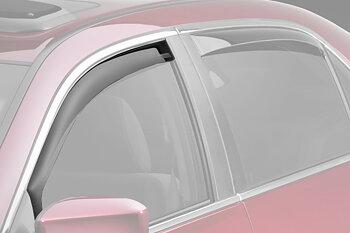 HONDA CIVIC 06+ 5D CLIMAIR WINDOW VISORS FRONT SET