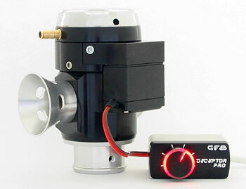 UNIVERSAL 25MM INLET / 25MM OUTLET DECEPTOR PRO TMS [GFB]