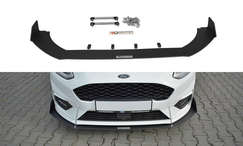 REAR DIFFUSER FORD FIESTA MK8 ST 2018-UP