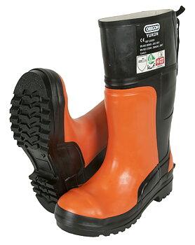 OREGON® III gummistövlar med sågskyddsklass 3, 28m/s, Stl 43