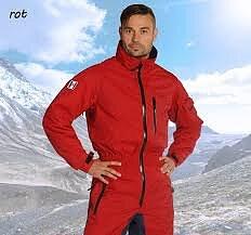 HGG Overall Coldy Herr