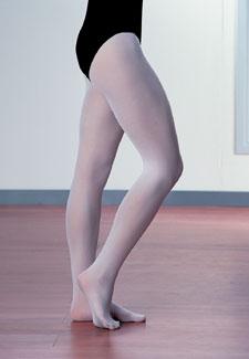 Trikåer i svart, vitt eller rosa med eller utan fot från Intermezzo