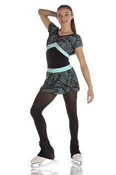 Svart/torkos kjol Grace  från Logos
