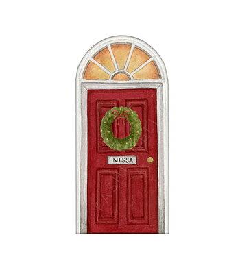 Nissas dörr