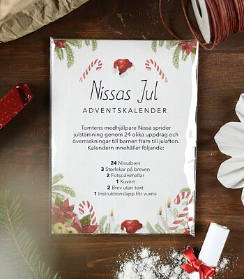Nissas Jul - Adventskalender