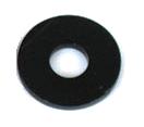 Nylon bricka,Od 9mm,Id 5mm, vindrute montering