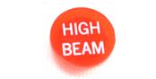 Rött Glas,Indikatorlampa FL 68-