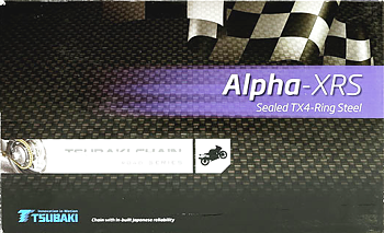 Drivkedja  O-ring Tsubaki 530 Xrs Alpha 112L