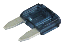 Mini Flatsäkring 15A blå