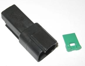 Deutsch 2 Wire Receptacle pin housing