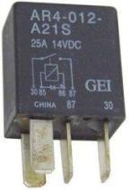 Micro Relay W/Diode 2001-07 Tc88 EFI