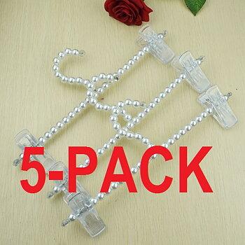 5 Stück Perle hängt