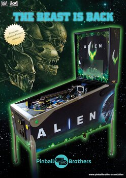 Alien Pinball, Standard Version (SV)