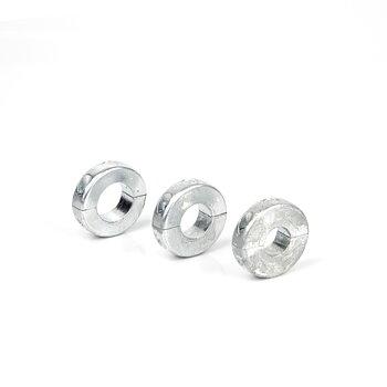 Smal zinkanod för 25-35 mm axel