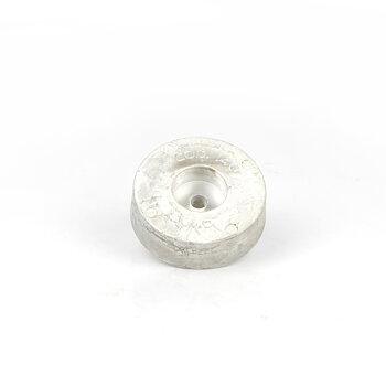 Diskanod av magnesium, Ø125 mm, för skrov, roder och trimplan