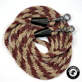 Reptyglar Opux®, 12 mm, brun/beige, 340 cm