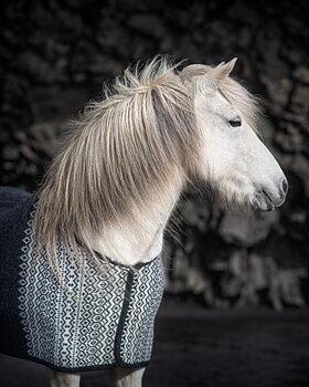 KIDKA täcke av 100% isländsk ull