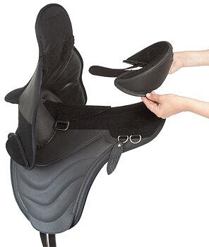 Barefoot® JustAdjust (DryTex), svart