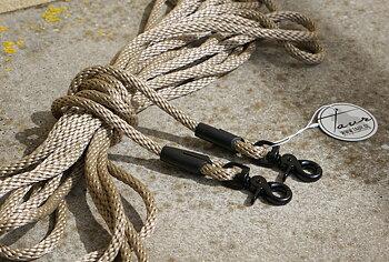 Långtygel Opux® (för markarbete), beige/svart, 10 m