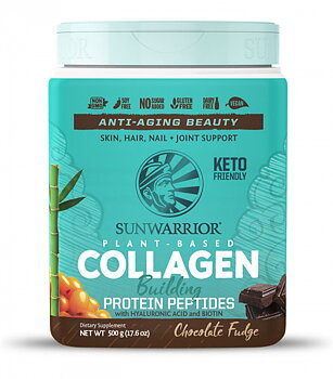 Collagen Protein-peptider, plant based, 500g